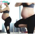 Entrenamiento durante el embarazo